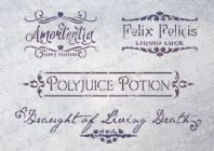 Hogwarts Potions No1